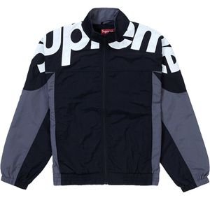 Supreme Shoulder Logo Track Jacket size Medium for Sale in Rockville, MD
