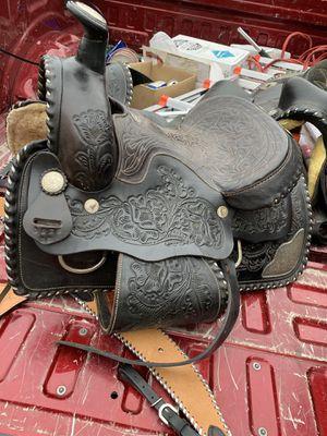 Three bar saddle for Sale in Benson, NC