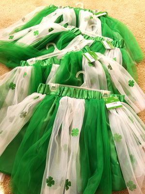 Lucky Shamrock Tutu Lot for Sale in Sunnyvale, CA