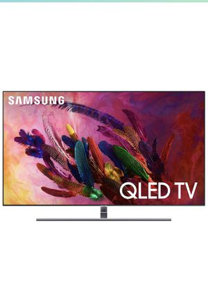 Samsung 65'' Flat QLED 4K UHD Serie Smart TV with delivery included for Sale in Hialeah, FL