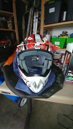 Dirt bike helmet for Sale in Enumclaw, WA