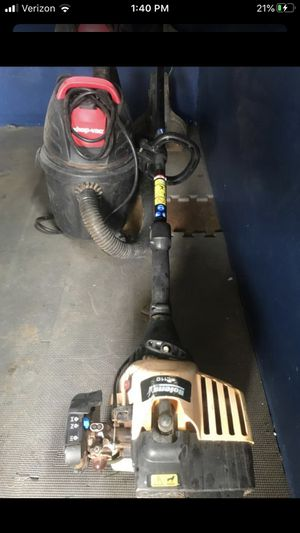 Weed eater and vaccum for Sale in Midland, TX