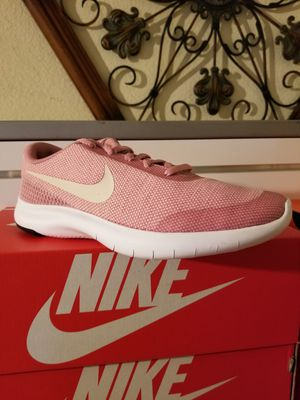 Nike pink shoes size 7 women for Sale in Moreno Valley, CA