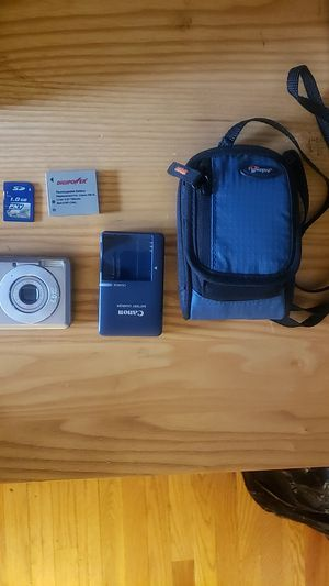 Canon PowerShot SD 630 Digital Camera for Sale in Akron, OH
