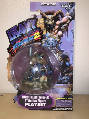 Heavy Metal FAKK 2- Lord Tyler Action Figure for Sale in Simi Valley, CA