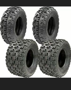 Atv/quad tires for Sale in Tolleson, AZ