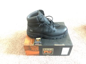 Work Boots. size 12 men's for Sale in Fairfield, CA