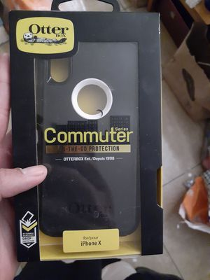 iPhone X otterbox for Sale in Tucson, AZ
