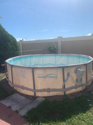 Pool with ladder for Sale in BVL, FL