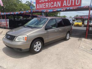 2005 Ford Freestar Wagon for Sale in Kirby, TX