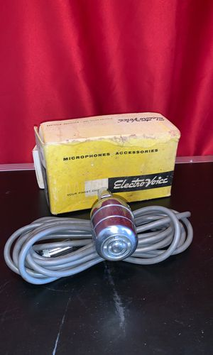 Electro-Voice EV-630 Microphone w/Box⬆️ for Sale for sale  Yardley, PA