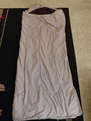 Coleman sleeping bag for outing / camping for Sale in Oklahoma City, OK