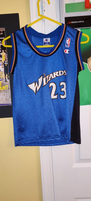 Youth small Michael Jordan wizards jersey for Sale in North Springfield, VA