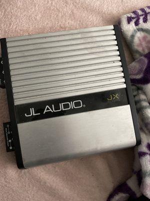JL AUDIO JX 500WATT AMP for Sale in Riverside, CA