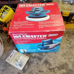 Wax master 900 for Sale in Buckley, WA