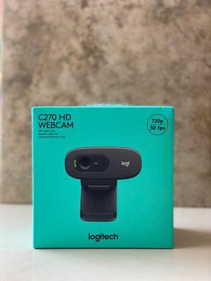 Logitech C270 HD Webcam for Sale in Miami, FL