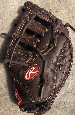 Rawlings Player Preferred Baseball First Base Mitt for Sale in Hacienda Heights, CA