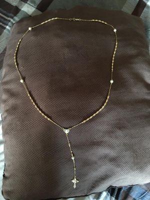 oro laminado 14 kilates $40laminated gold for Sale in Durham, NC