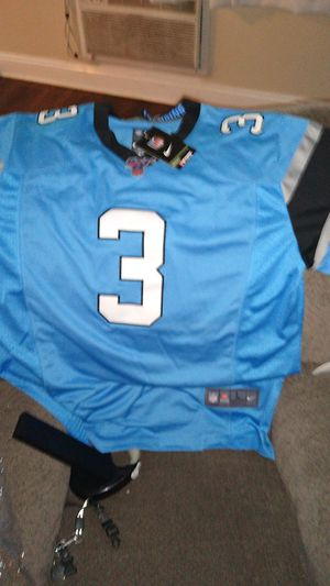 Carolina Panthers William Grier #3 for Sale in Campbell, CA