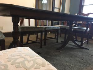 Antique table seat for Sale in Garfield Heights, OH