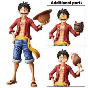 Japanese anime One Piece Grandista Nero Monkey D. Luffy extra parts figure toy 11 inches for Sale in San Gabriel, CA