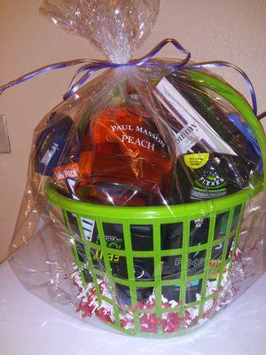 Father's Day basket for Sale in Bradenton, FL