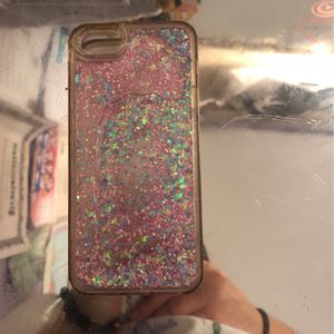 Glitter iPhone 5 case for Sale in East Islip, NY