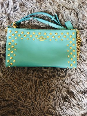 Great price!!!!!! Coach studded crossbody! for Sale in Denver, CO