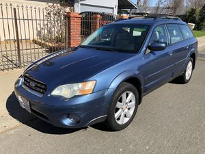 2007 Subaru Outback Limited for Sale in Sacramento, CA