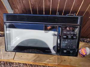 microwave above stove for Sale in Lakeside, AZ