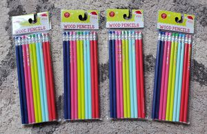 40 new holiday pencils for Sale in Sherwood, OR