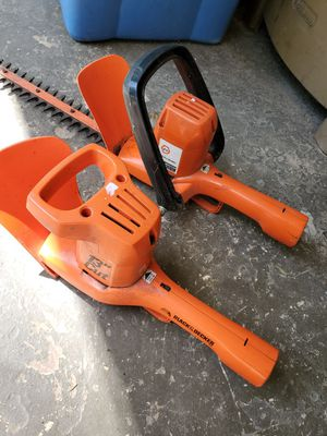 Hedge trimmers for Sale in Gladewater, TX