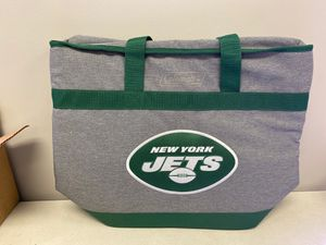 New York Jets Insulated Large Tote Cooler Bag for Sale in North Haven, CT