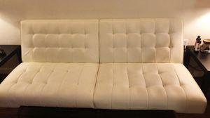 Futon blanco for Sale in Winter Park, FL