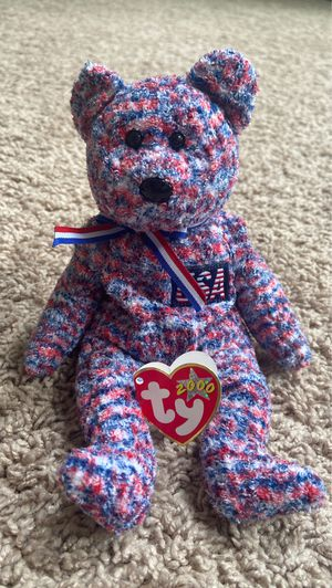 USA original Beanie Baby for Sale in Evesham Township, NJ