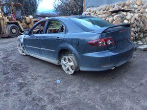 04 Mazda 6 !!! Parts only !!!! for Sale in Orange Cove, CA