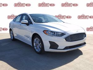 2019 Ford Fusion Hybrid for Sale in Conroe, TX