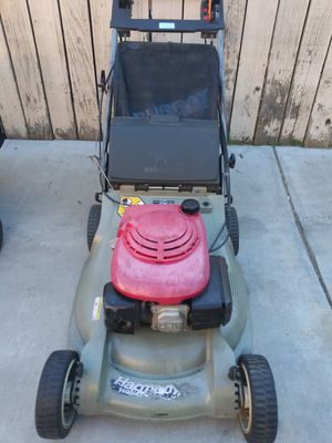 Honda push lawn mower work great for Sale in Colton, CA