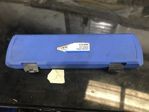 Cornwell digital torque wrench for Sale in Nashville, TN