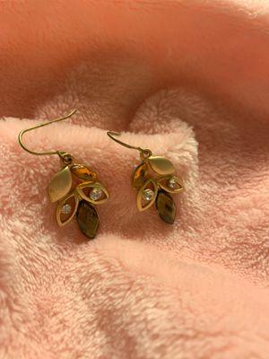 Autumn themed earrings for Sale in Santa Monica, CA
