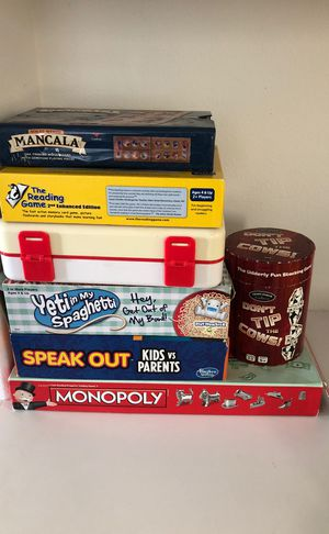 Kids games lot for Sale in Irvine, CA