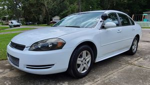 2010 Chevrolet Impala Police for Sale in NEW PRT RCHY, FL