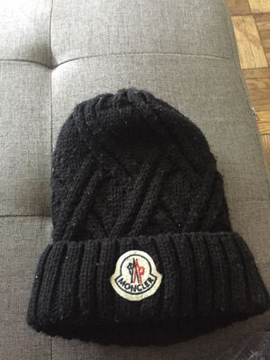 Moncler hat for Sale in Mount Rainier, MD