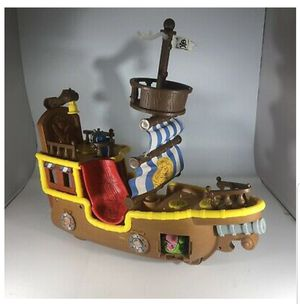 Fisher-Price Jake Neverland Pirates Jake's Musical Pirate Ship for Sale in Fresno, CA