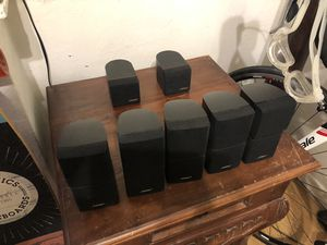 Bose sorround sound speaker's for Sale in Miami Beach, FL