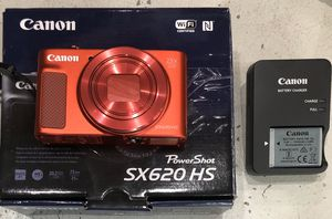 Canon PowerShot SX620 HS 20.2MP Digital Camera for Sale in Fairfield, CT