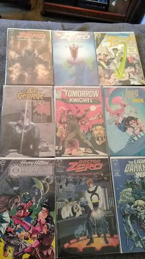 Epic Comics $1 each for Sale in Shelton, CT