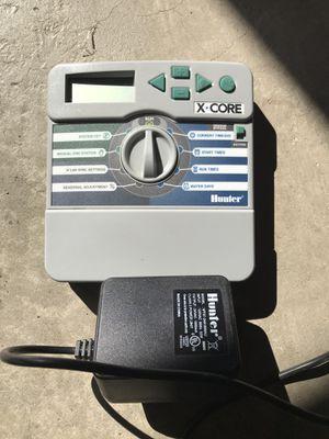 Hunter Sprinkler Timer Model XC 400i for Sale in Los Angeles, CA