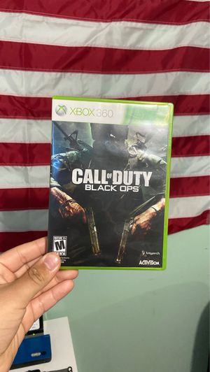 xbox 360 new game call of duty for Sale in Silver Spring, MD