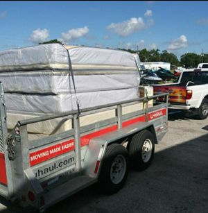 Overstock Blow Out Mattress Sale! Twin, Full, Queen. King ( Delivery Available ) for Sale in Davenport, FL